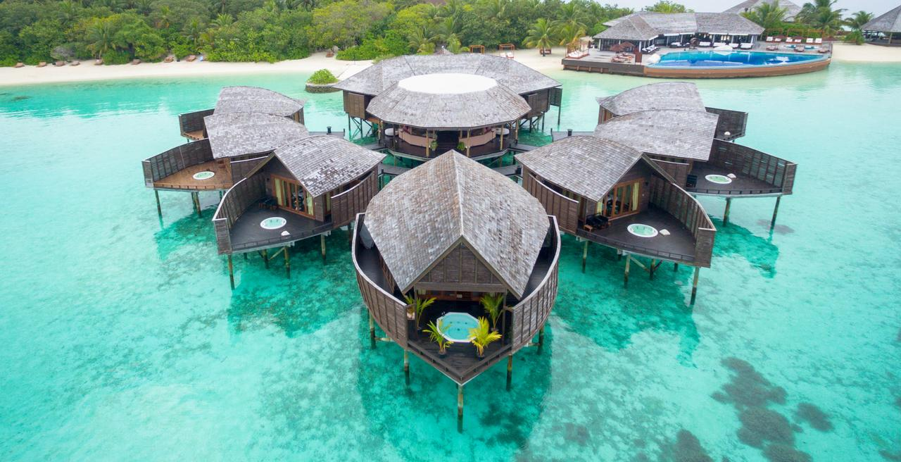 Lily Beach Resort And Spa Lagoon Destination